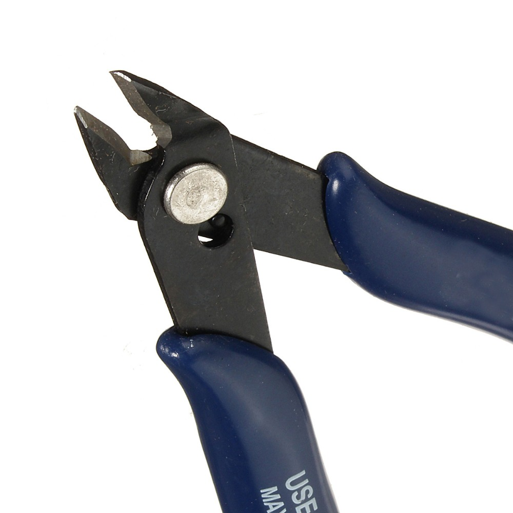 Electrical Cutting Plier Wire Cable Cutter Side Snips Flush Pliers ...