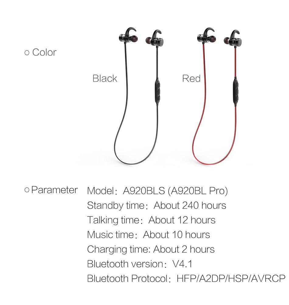 AWEI A920BLS Bluetooth Headphone Wireless Earphone Sport Headset Waterproof Earbuds AWEI A920BLS Bluetooth earbuds HTB1CYNESVXXXXb9XFXXq6xXFXXXZ