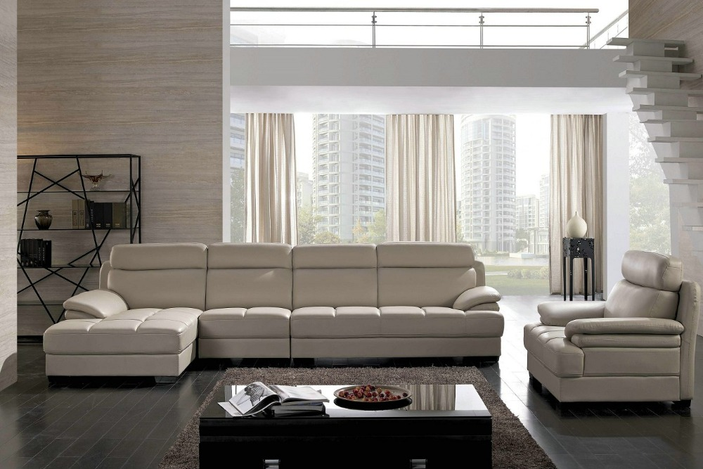 Compare prices on italian corner sofas online shopping for Modern living room sets for sale
