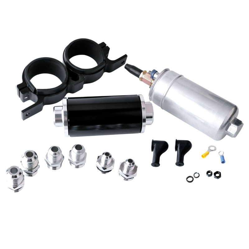 1 pcs fuel filter 1 pcs fuel pump with 60mm aluminum. Black Bedroom Furniture Sets. Home Design Ideas