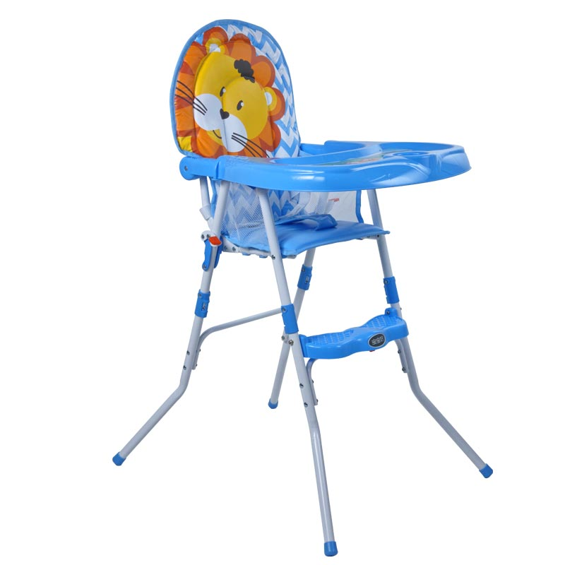 Baby Chair Seat Eating Dining Table Multi-function Adjustable Folding Children's Chairs Baby High Chair Portable Infant Seat