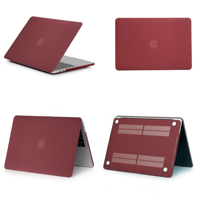 Matte Laptop Case For Apple Macbook Pro Retina Air 2