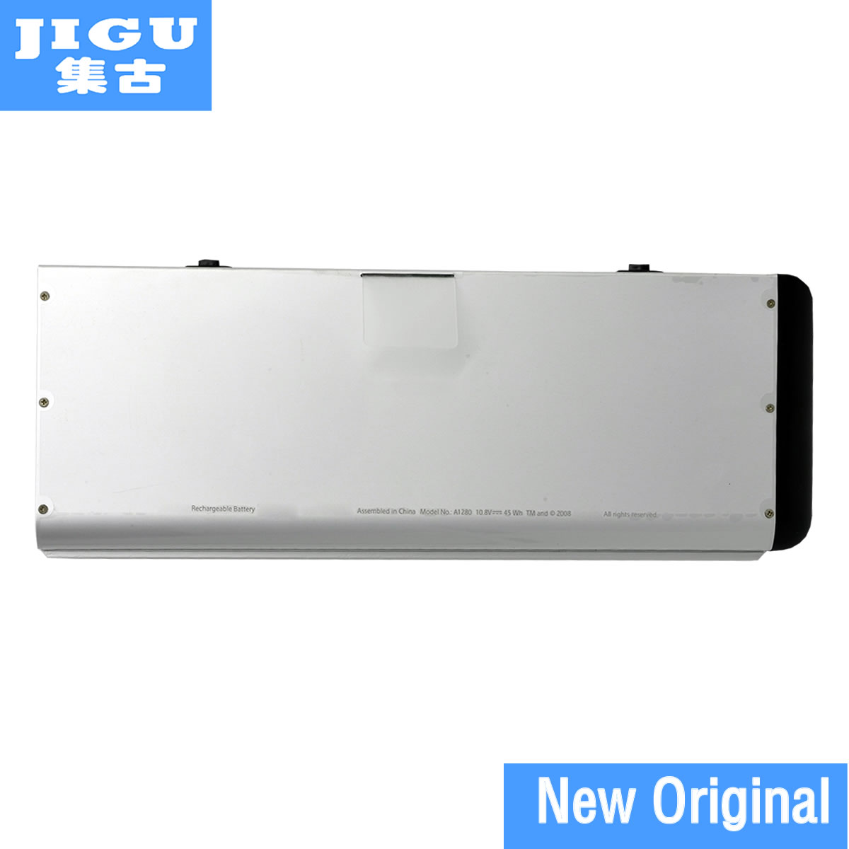 JIGU Free shipping A1280 MB771 Original Laptop Battery For APPLE MacBook 13 A1278 MB466 MB467 MC516CH/A mb771 10.8V 45WHJIGU Free shipping A1280 MB771 Original Laptop Battery For APPLE MacBook 13 A1278 MB466 MB467 MC516CH/A mb771 10.8V 45WH