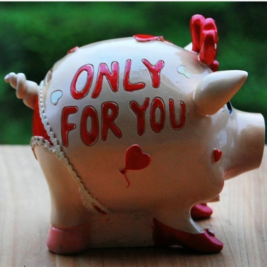Hot Selling Quality Romantic Valentineu0027s Day Gifts/Birthday Gifts/Christmas  Gifts Cute Pig