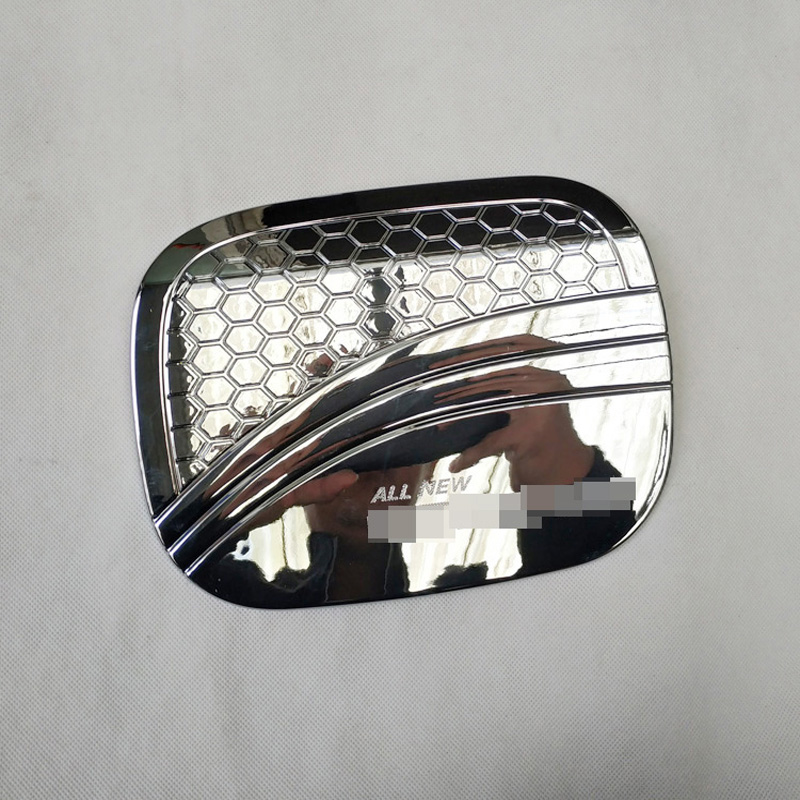 For Kia Cerato 4 2019 abs plastic chrome fuel Oil Gas Tank Cap Trim Cover decoration car accessories