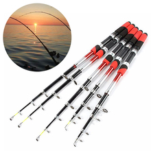 Fishing Rod Outdoor Fiberglass Sea Telescopic Pole Tackle Tool