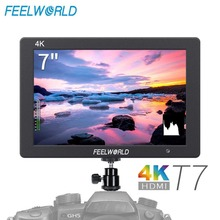 FEELWORLD T7 7 Inch Monitor IPS 1920x1200 HDMI On Camera Fie