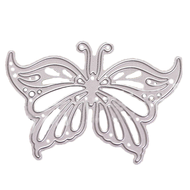 Different Kinds Of Cute Mermaid Butterfly Leaves Cutting Dies Stencils DIY Scrapbook Card Paper Craft Templates