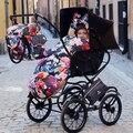 2016 novo Outono & Inverno carrinhos de bebê saco de dormir é muito quente, sleepsacks alta qualidade