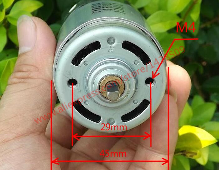50W 785 hight quanlity 220V metal motor low noise motor High speed large torque dc motor 9600rpm for Modeling mini saw adaptable theories for modeling urban noise propagation