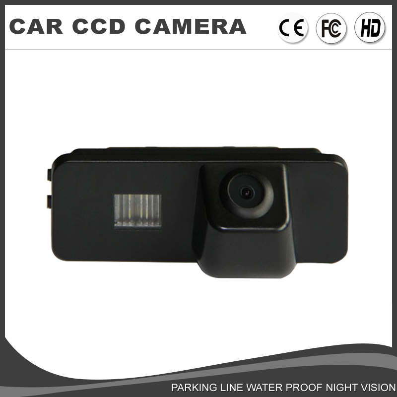 CCD Car Reverse Camera HD Rear View Camera For For VW Volkswagen Polo Hatchback Magotan CC Bora Golf MK4 MK5 MK6 Beetle Leon