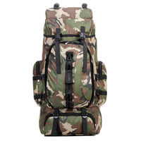 70L Tactical Bag Military Backpack Hiking Tactical Backpacks Camping Hiking Hunting Backpack Fishing Bag Outdoor Rucksack