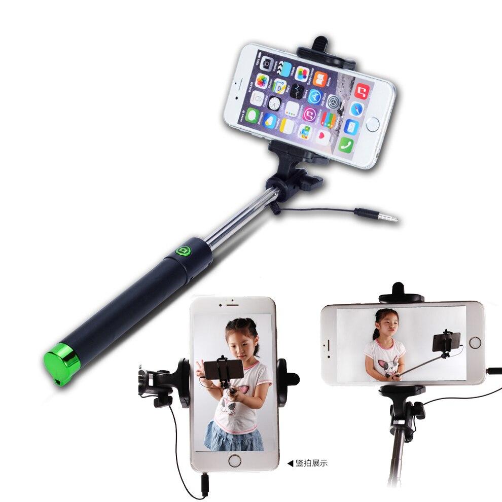 Third Gen 5 Color Selfie Stick Monopod For ASUS Zenfone 3 max ZC520TL GO 4.5 ZB452KG ZC551KL Pegasus3 ZE552KL ZE520KL ZC451TG