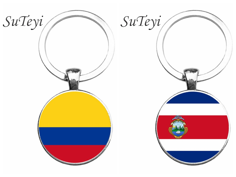 Aliexpress.com : Buy SUTEYI Charm Men Costa Rica/Colombia