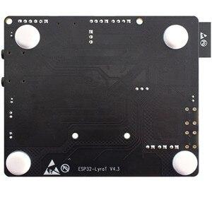 Image 3 - ESP32 LyraT dla Audio IC narzędzia programistyczne przyciski, wyświetlacz tft i kamera obsługiwane ESP32 LyraT ESP32 LyraT