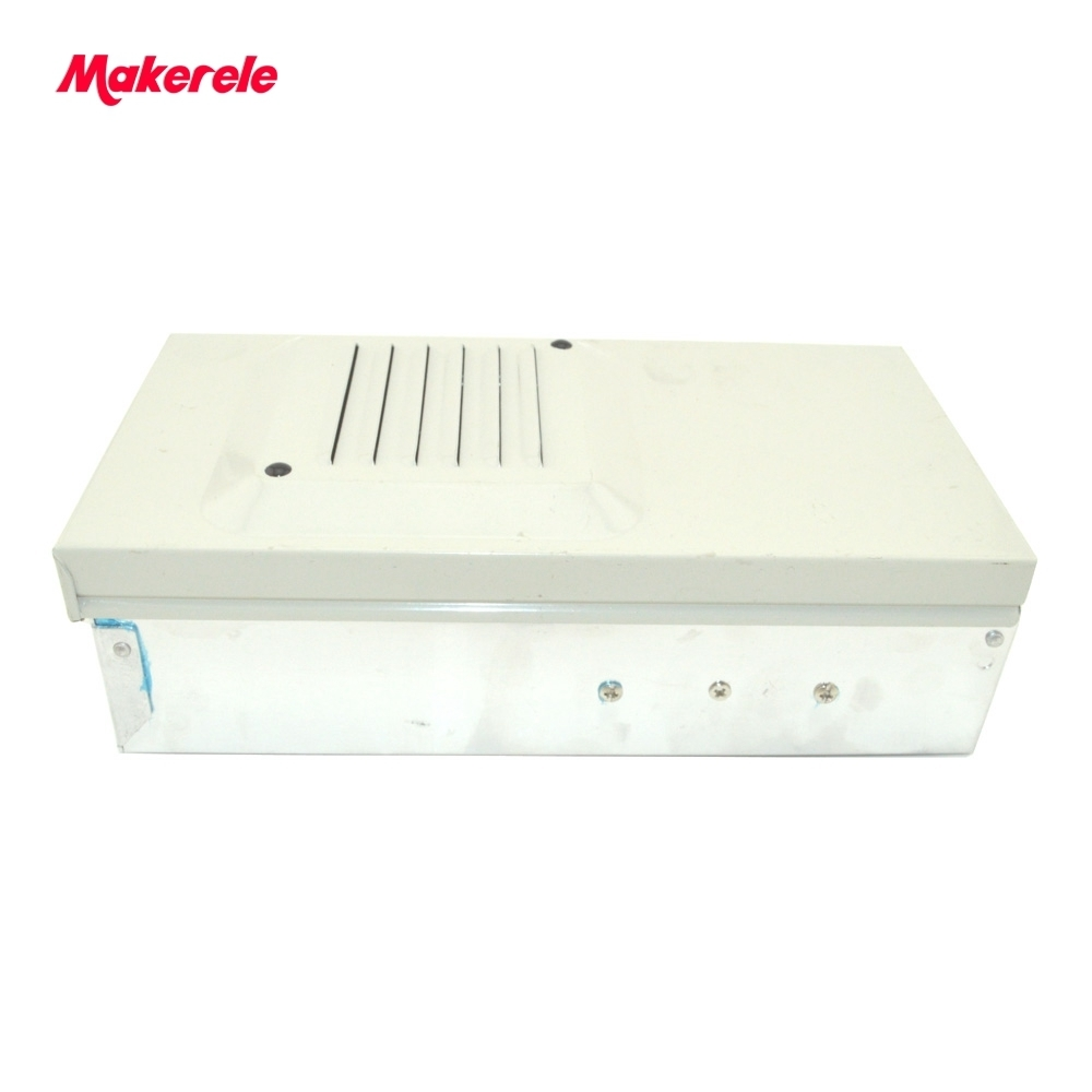 light weight rainproof FY-201-13.5 14.7A switching power supply 13.5v 200w CE approved metal case single output high quality hot sale 12 volt switching power source supply rainproof 12v 15 200w fy 201 12 16 5a single output china