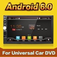 BOSION Car Multimedia Player 2din 7 Quad Core Android 6 0 2GB RAM 32GB ROM GPS