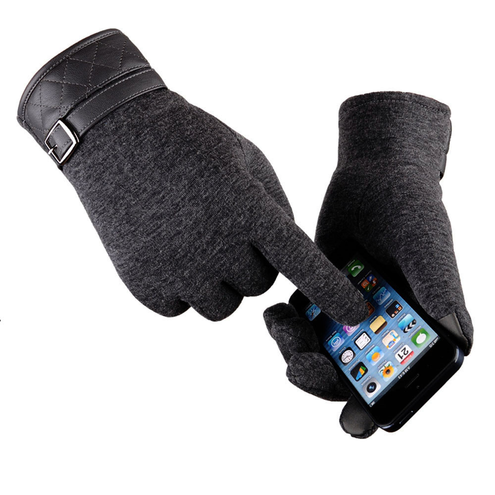 Apparel Accessories Winter Gloves Men Thermal Motorcycle Ski Snow Snowboard Gloves Touch Gloves Winter Handschoenen Mannen Handschoenen Mittens
