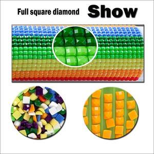 Image 3 - Nouveau Style européen bricolage 5D diamant peinture broderie croix artisanat point Art Kit décor à la maison