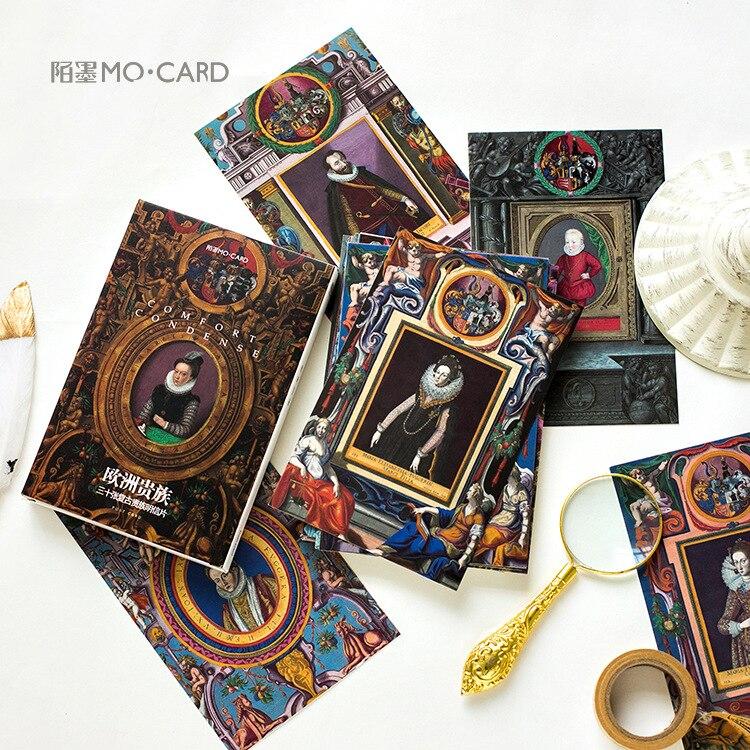 30 Sheetslot Art Museum Van Gogh Artist Postcard Greeting Card