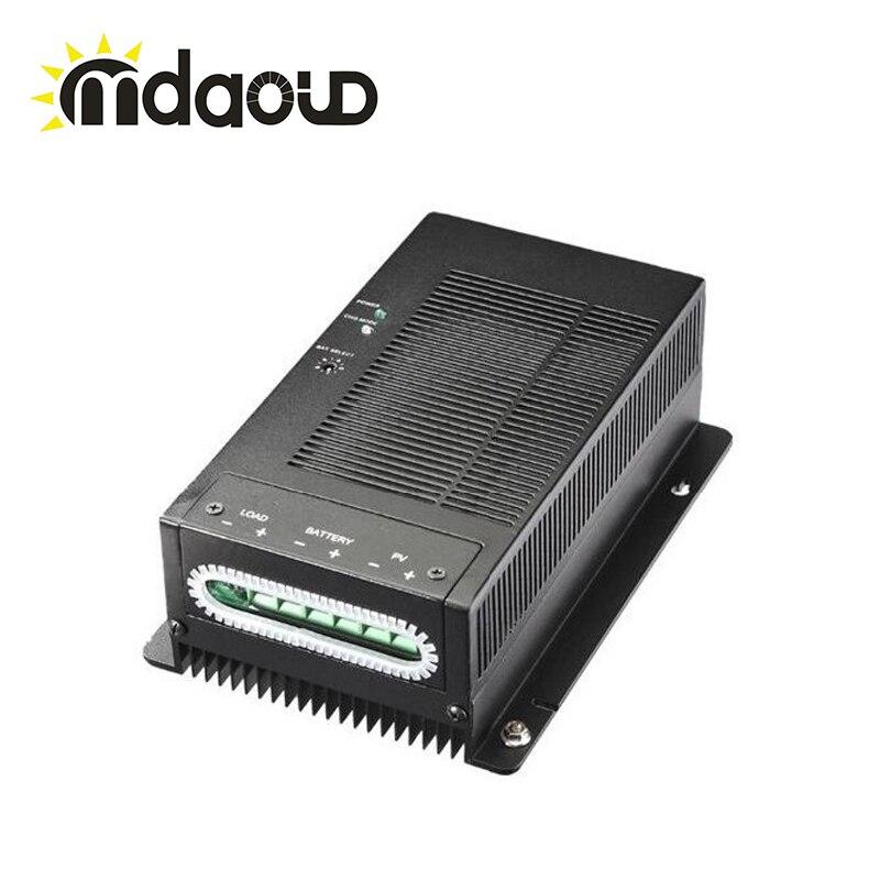 Mppt солнечной контроллер заряда 12В/24В 20А
