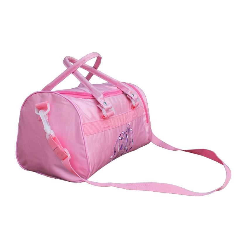 Ballet Dance Bag Kids Pink Dancing Bags