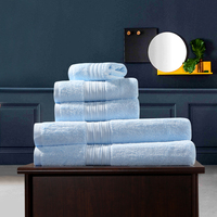 Solid Color Egyptian Cotton Towel Set Luxury Bath Towels for Adults Large Beach Towel 80x150cm Quick Dry Absorbent Hand Towel