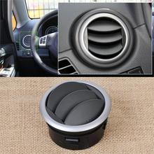New Car Dashboard Air Conditioning Deflector Outlet Side Vent for Suzuki SX4 Swift 2005 2006 2007 2008 2009 2010 2011 2012 2013