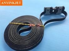 Printer belt for EPSON7908/9908/7910/9910/7710/7900/9700 for 7890 9890 7700 9710 7910 belt 4pcs capping station solvent cap top for epson stylus pro 7700 9700 7710 9710 7890 9890 7908 9908 7900 9900 7910 9910