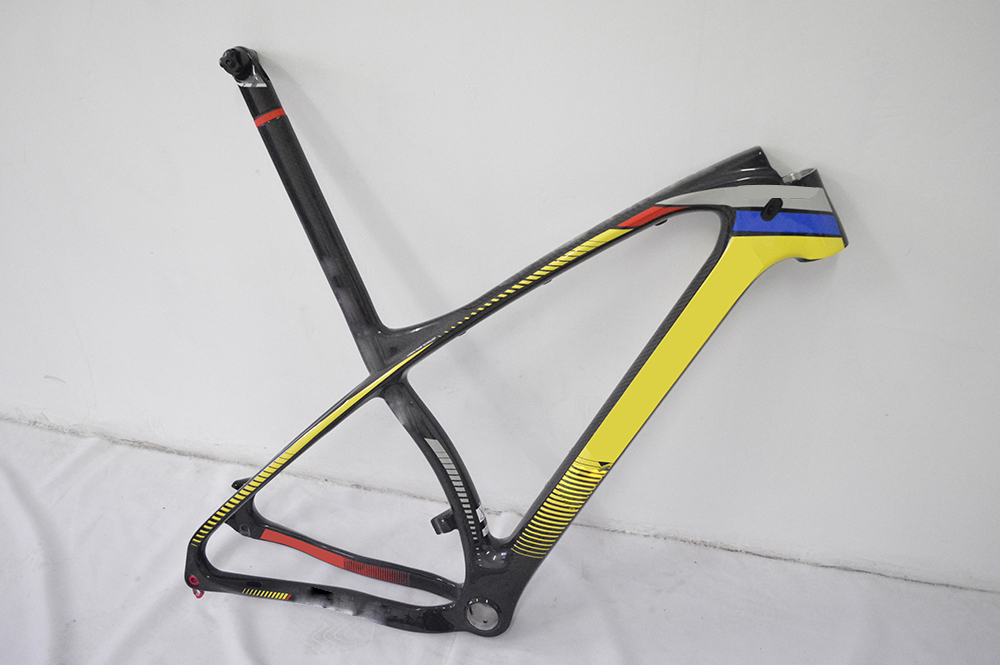 aliexpresscom buy new model carbon mountain bike framemtb carbon frame 29er size ml carbon fiber bicycle mountain bike frame from reliable bicycle