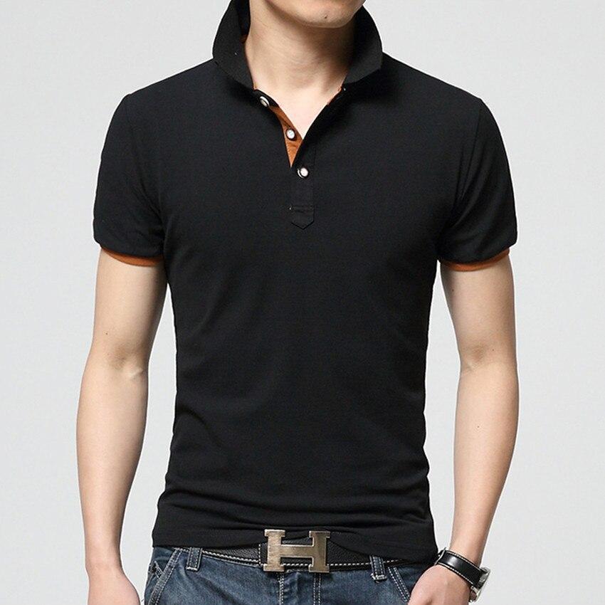 High quality BDLJ brand   polos   high quality business casual   polo   shirt men slim cotton short sleeves men   polo   shirt M-3XL.