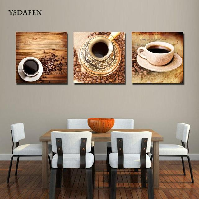 3 Panels Painting Wall Hanging Canvas Picture Paint Modern Living