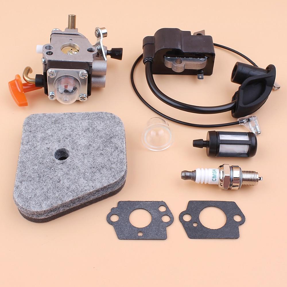 Zündspulensatz für STIHL FS87 FS90 FS100 HL100 HL95 KM90 HT100 Trimmer