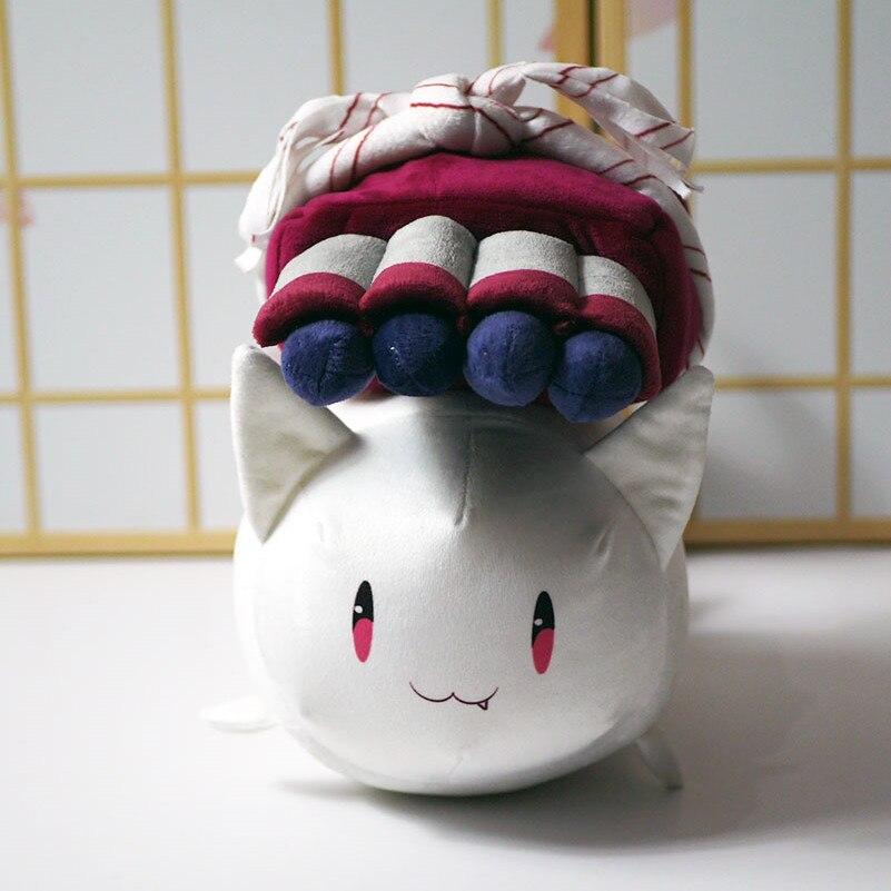 Azur Lane plush toy Game Yuudachi wedding bride cosplay short plush doll cute pillow 35cm for
