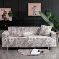 Divano copertura stretch di cotone all-inclusive sezionale L a forma di divano copertura elastico divano per soggiorno funda divano copridivano