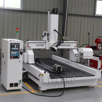 1325 4 axis 4x8 atc automatic 3d wood carving cnc router with carousel auto tool changers