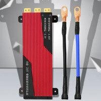 12 8 V 4 S 100A BMS Max 100A 3 2 V LifePo4 Lithium Eisen Phosphat Schutz Bord 24 V Hohe Strom inverter BMS PCM Motorrad auto-in Batteriezubehörteile aus Verbraucherelektronik bei