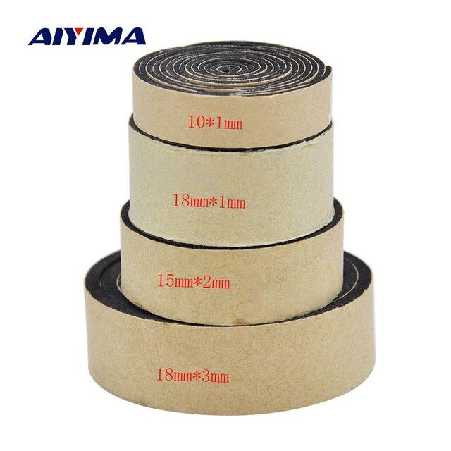 AIYIMA 2 متر الصوت مكبرات صوت رياضية إيفا الإسفنج رغوة من جانب واحد الشريط المتكلم إصلاح أجزاء اكسسوارات المسرح المنزلي نظام الصوت