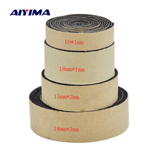 AIYIMA 2M Audio Active Speakers EVA Sponge Foam Single sided Tape Speaker Repair Parts Accessories Home Theater Sound System
