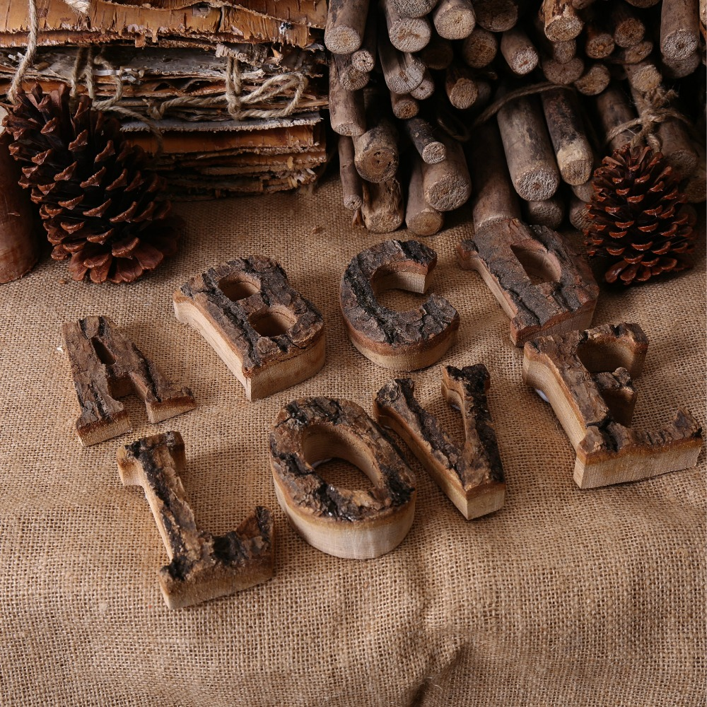 Aliexpress Com Buy Creative Home Decoration Wood Craft Antique Imitation Wooden Letters Model Series For Home Hotel Bar Shops Restaurant Decor From