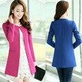 Новый плюс размер шелковые тонкий кардиган ветровка женщин пальто для женщин женские плащи пальто