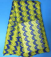 2017 NEW African cord guipure lace fabric for nigerian party dresses embroidery lace fabric