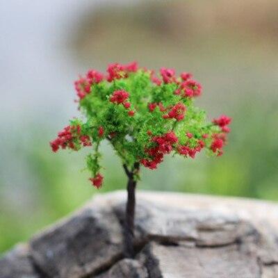 Verkauf Garten Künstliche Bäume Hoher 6 Cm Mini Pflanzen Für