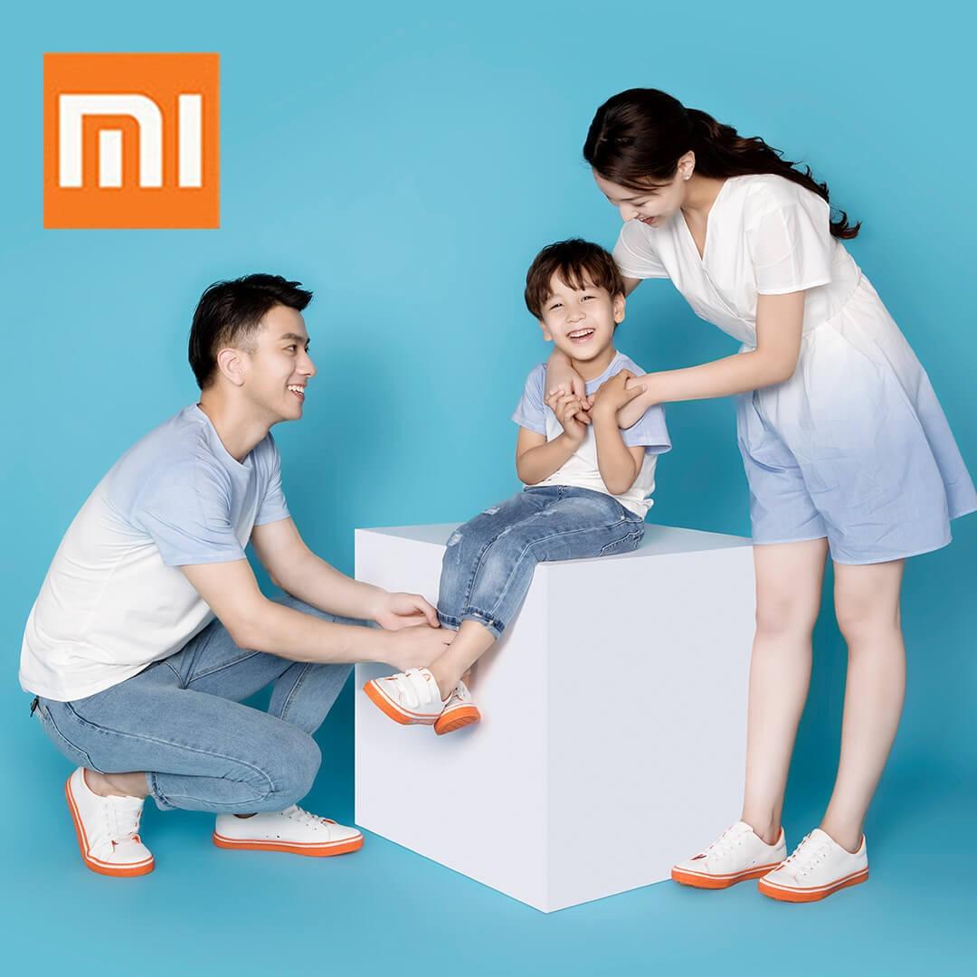 Xiaomi amant unisexe dames chaussures semelle en caoutchouc antidérapant décontracté Sport chaussures portable confortable doux marche chaussures pour quatre saisons