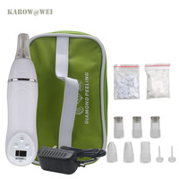 Portable Dermabrasion Diamond Peeling Blackhead Removal Machine Skin Diamond Peeling Microdermabrasion Beauty Device