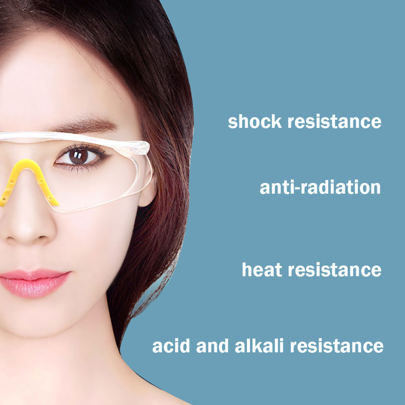 цена на CK Tech Brand Safety Glasses Laboratory Chemistry  Safety Goggles Airsoft Game Wind Resistance Cycling Eyewear 2079FW