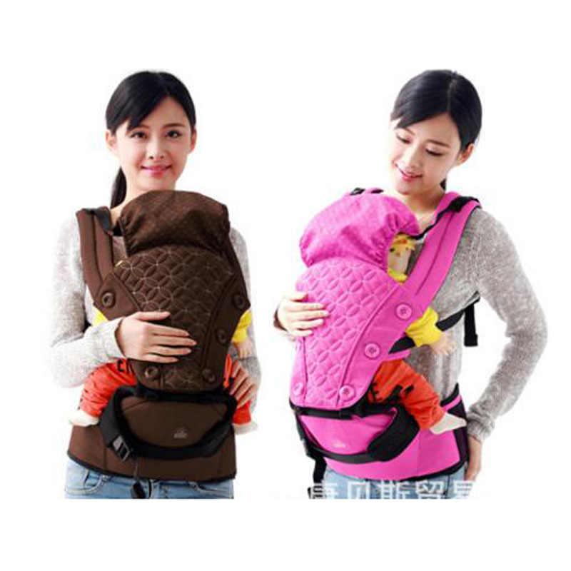 4 сезона от 0 до 36 месяцев 25 кг хип кенгуру сиденье с капюшоном рюкзак слинг Обёрточная бумага Переноски одежда для малышей кенгуру подтяжки