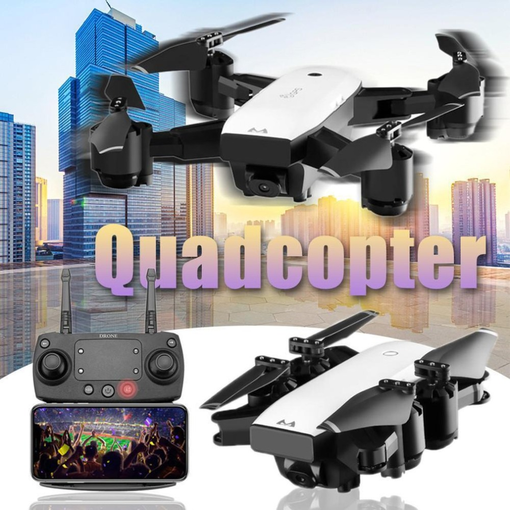 SMRC S20HW Fodable RC Drone With HD 5MP Camera 6 Axles Mini Wifi Drone With 120 Degree Wide Angle Altitude Hold RC QuadrocopterSMRC S20HW Fodable RC Drone With HD 5MP Camera 6 Axles Mini Wifi Drone With 120 Degree Wide Angle Altitude Hold RC Quadrocopter