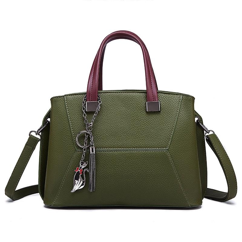 Dimnutive 2018 Новая коллекция женской сумки натуральная кожа роскошная сумка Для женщин дизайнер Crossbody мешок кисточка сумки