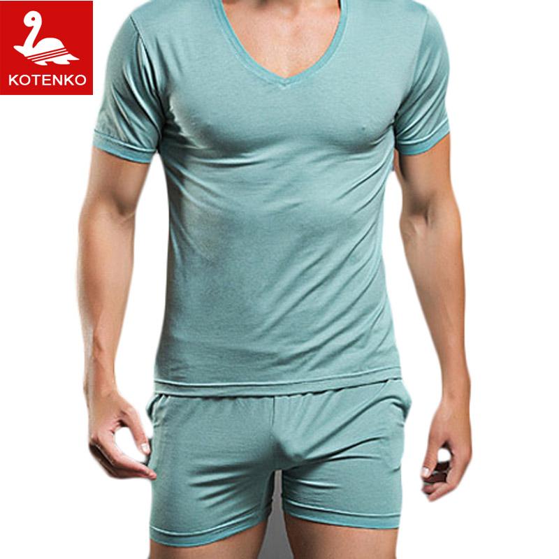 Pijamas sexy para los hombres de los clientes compras en - Marcas de ropa interior para hombre ...